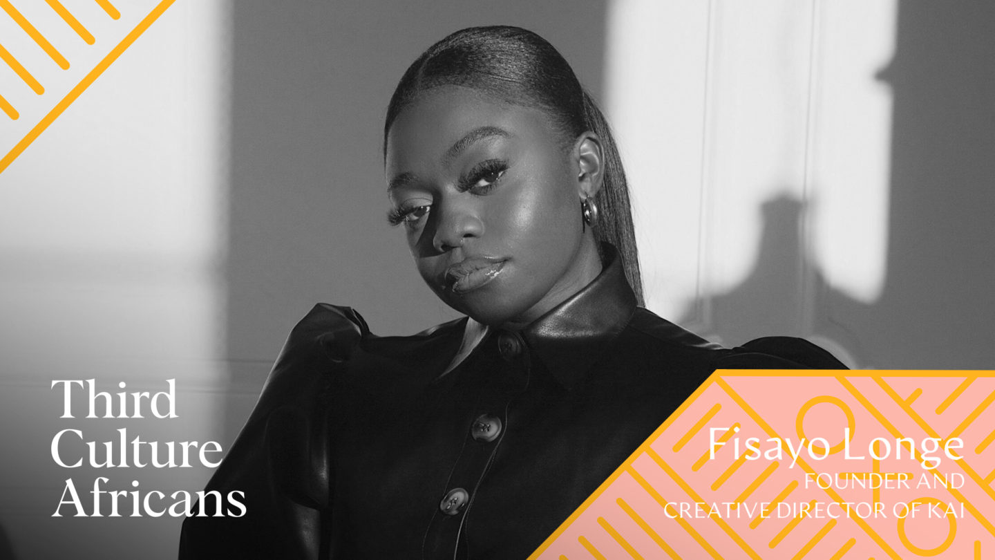 Fisayo Longe is the Founder and Creative Director of KAI, an affordable womenswear clothing brand with luxury aesthetics.