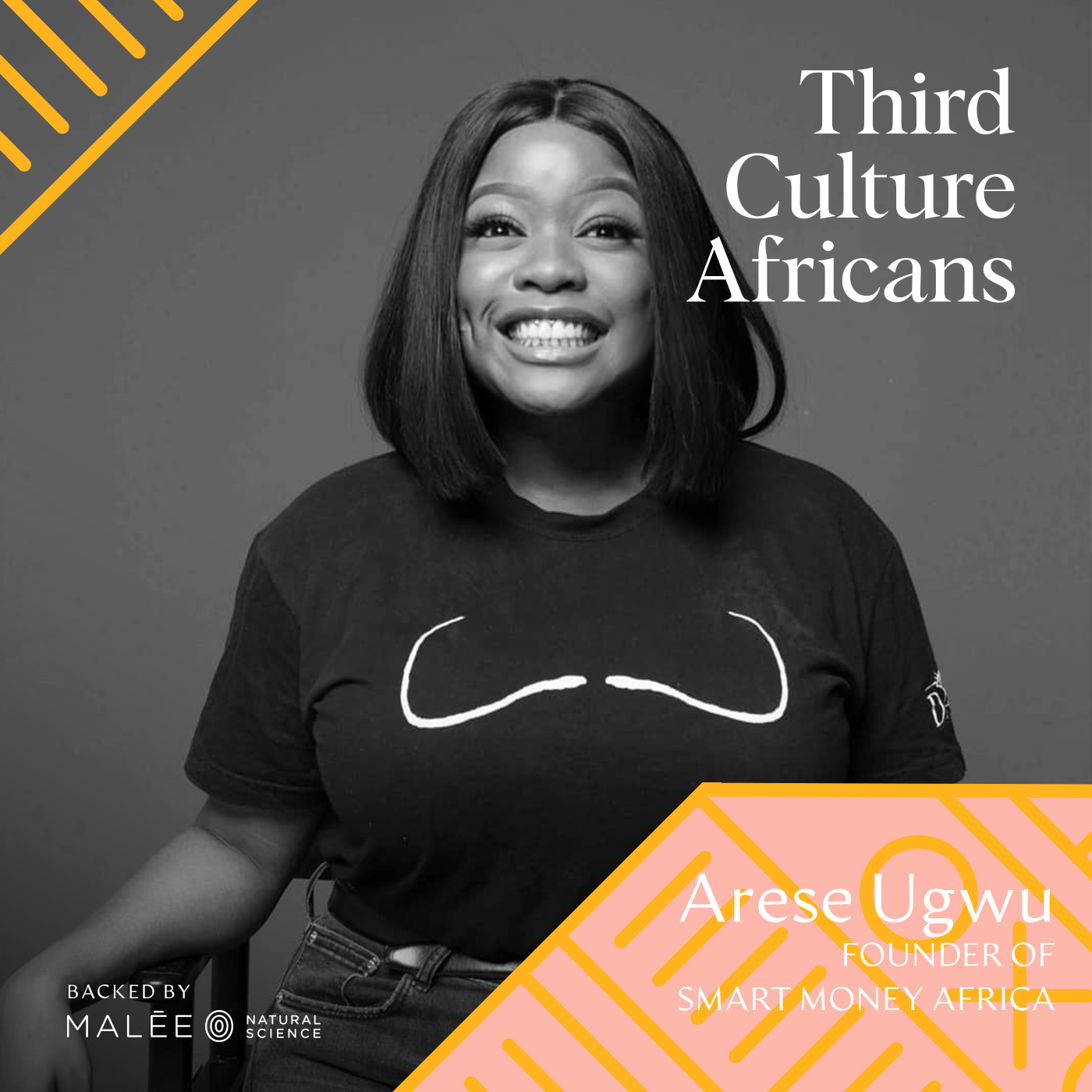 Arese Ugwu is the founder of Smart Money Africa, a personal finance platform targeting millennial Africans, with a mission to educate all Africans about financial literacy.