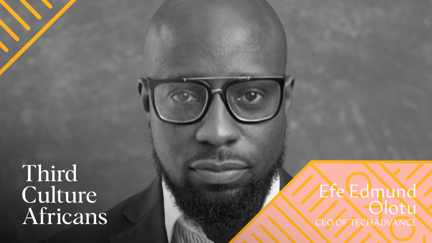 Listen to Efe Edmund Olotu's entrepreneurial journey, and the importance of learning, pivoting, and solving problems come to the forefront.