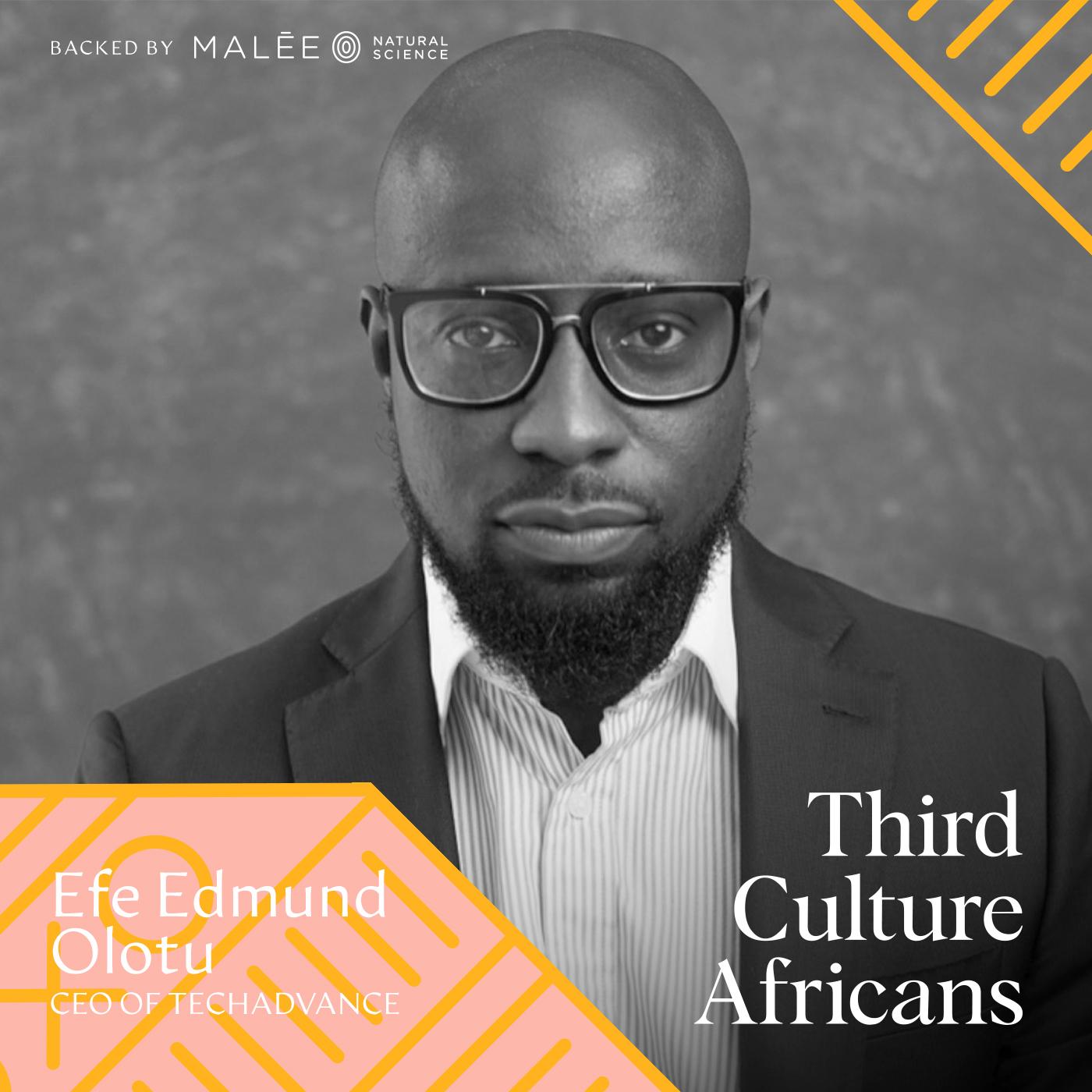 Third Culture Africans - EFE EDMUND OLOTU